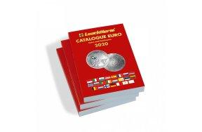 EURO CATALOQUE FOR COINS & NAKNOTES 2020
